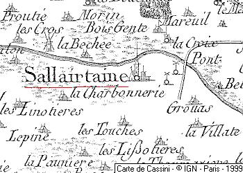 Domaine du Temple de Sallertaine