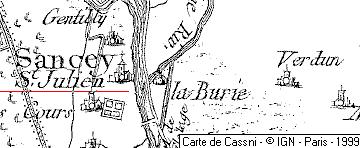 Maison du Temple de Sancey
