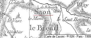 Domaine du Temple de Saon