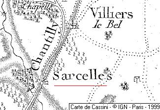 Bien du Temple de Sarcelles