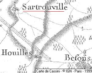 Bien du Temple de Sartrouville
