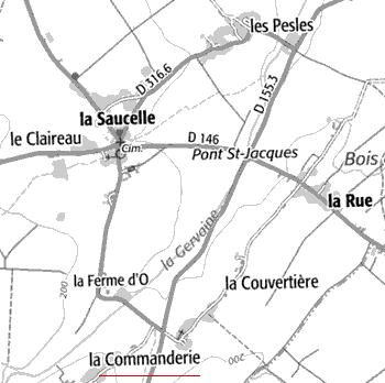 Temple de La Saucelle
