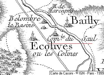 Maison du Temple Le Saulce-sur-Yonne