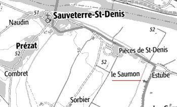 Domaine du Temple de Saumont