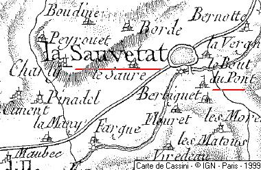 La Sauvetat-du-Dropt