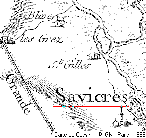 Domaine du Temple de Savières
