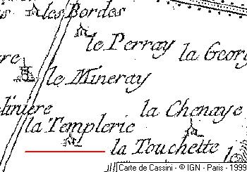 La Templerie de Savigny-sur-Braye