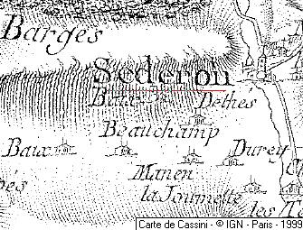 Domaine du Temple de Séderon