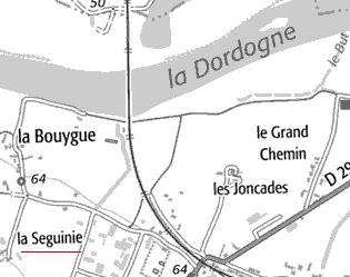 Domaine du Temple de Seguinie