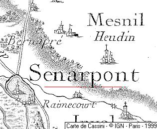 Domaine du Temple de Senarpont