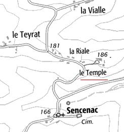 Le Temple de Sencenac