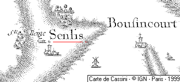 Fermes du Temple de Senlis-le-Sec