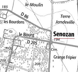 Seigneurie du Temple de Senozan