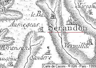 Domaine du Temple de Sérandon