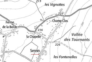 Domaine du Temple de Serein