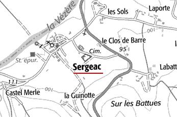 Maison du Temple de Sergeac