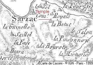 Le Temple de Sergeac