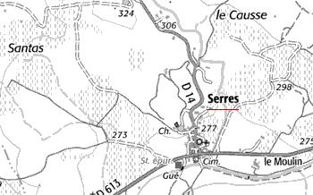 Domaine du Temple de Serres