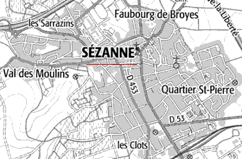 Domaine du Temple à Sézanne