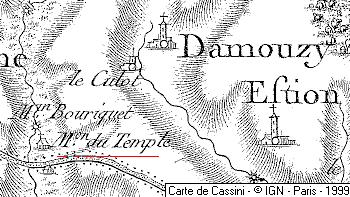 Moulin du Temple de Simonet
