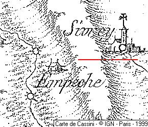 Maison du Temple de Sivrey