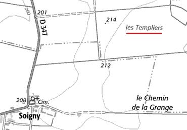 Maison du Temple de Soigny