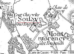 Maison du Temple de Soisy-sous-Montmorency