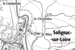 Domaine du Temple de Solignac-sur-Loire