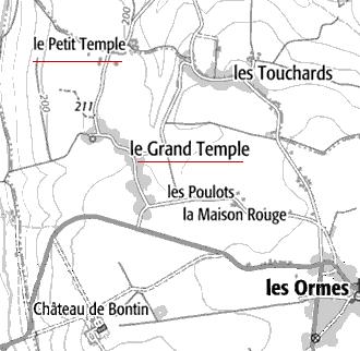Domaine du Grand et Petit Temple