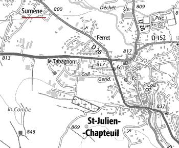 Domaine du Temple de Sumène