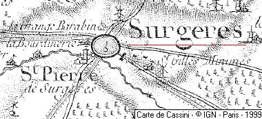 Domaine du Temple de Surgères