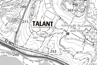 Domaine du Temple de Talant
