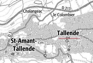 Domaine du Temple de Tallende