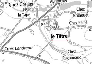 Maison du Temple le Tâtre