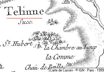 Domaine du Temple de Teline