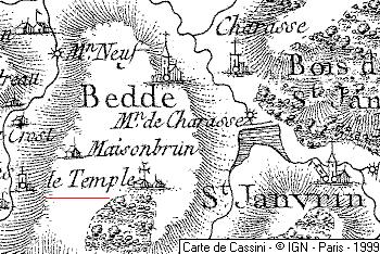 Domaine du Temple de Beddes