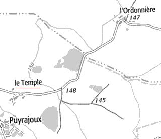 Le Temple de Boismé