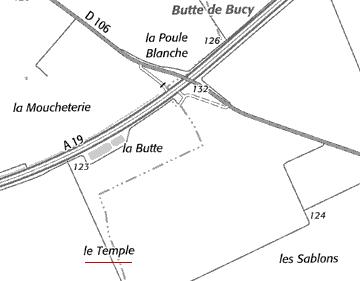 Domaine du Temple d'Artenay