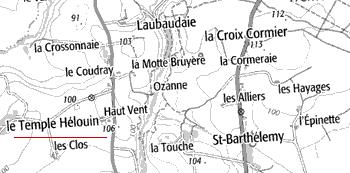Domaine du Temple de Hélouin
