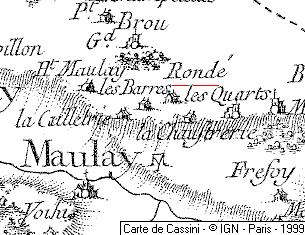Domaine du Temple de Maulay