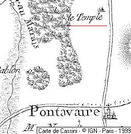 Le Temple de Pontavert