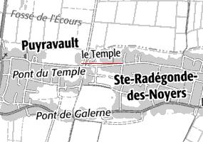 Maison du Temple de Puyravault