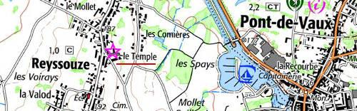 Le Temple de Reyssouze