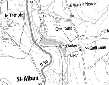 Domaine du Temple de Saint-Alban