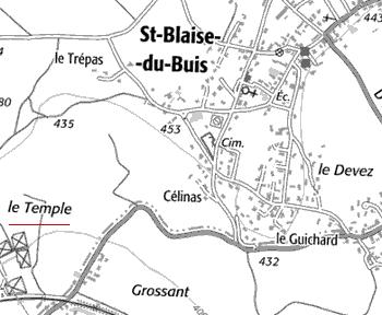 Le Temple de Saint-Blaise-du-Buis