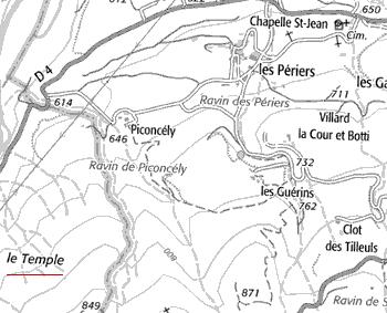 Domaine du Temple de Tallard