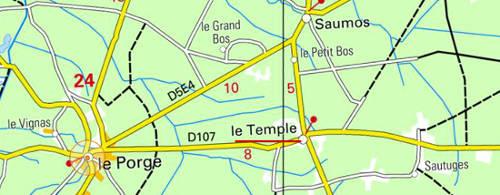 Le Temple en Médoc