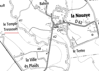 Domaine du Temple de Tressouët