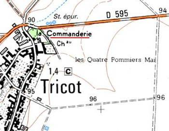 Domaine du Temple de Tricot