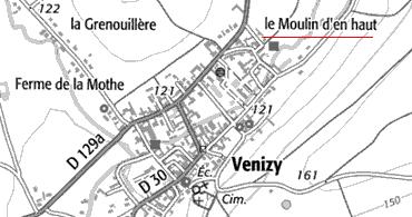 Domaine du Temple à Venezy